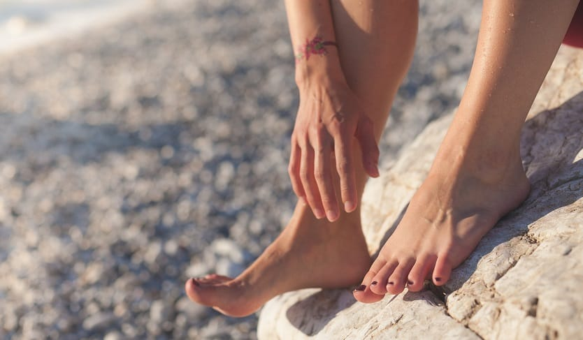 How to Increase Circulation in the Feet